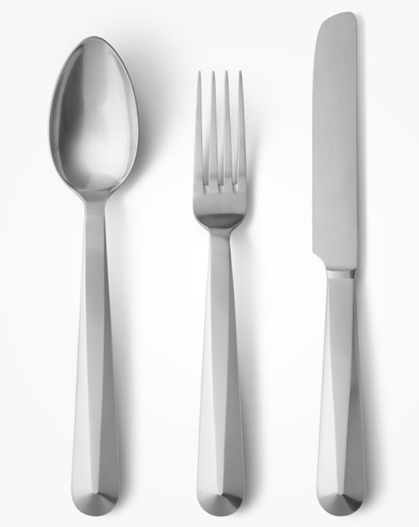 Flatware Cutlery by Thomas Feichtner