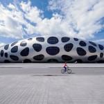 OFIS Arhitekti completes bulging stadium for FC BATE Borisov
