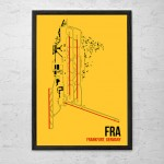 Competition: five aviation-themed posters by 08 Left to be won