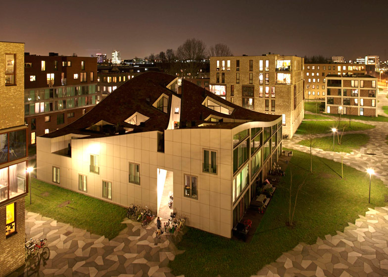 Funen Blok K by NL Architects