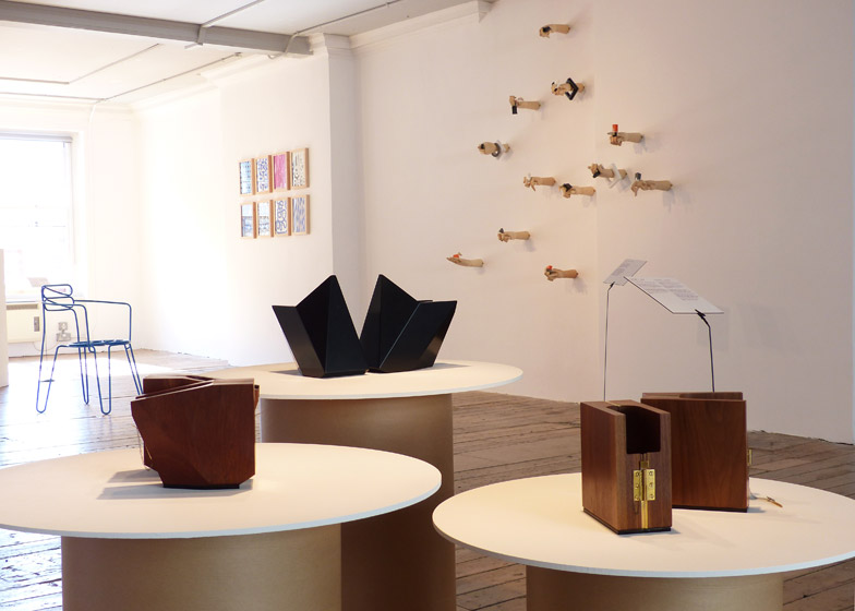 Future Stars? at Aram Gallery