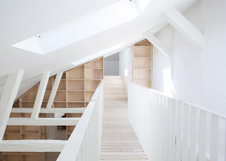 Gamla Stan apartment by StudioMama