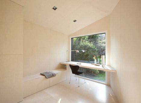 Garden Studio by Serge Schoemaker Architects
