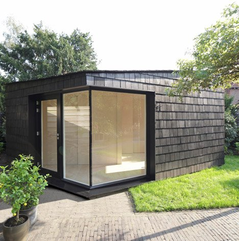 Garden Studio by Serge Schoemaker Architects