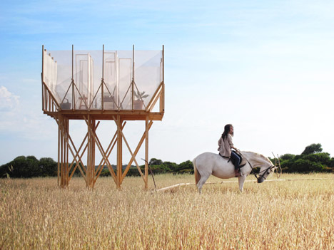 "Grooming retreat in Mallorca offers ""ritual of self-cleansing"" before and after horse riding"