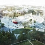 Henning Larsen Architects to design train station for new Danish town