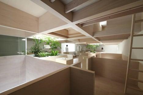 House in Hanekita by Katsutoshi Sasaki