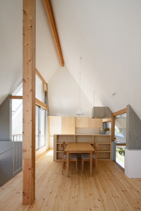 HouseAA by Moca Architects