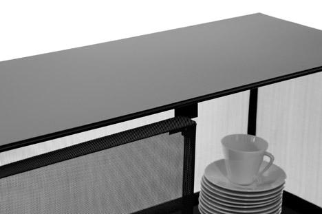 Hybrid Cabinet by Meike Hardy