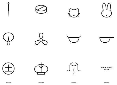 Lava Combines Eastern And Western Symbols To Create Universal Icons