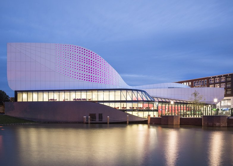 Theatre de Stoep by UNStudio