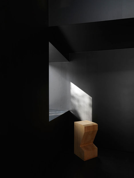 Interiors: Jochen Haidacher's Inspirational Place - photographed by Mads Mogensen