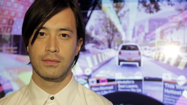 Keiichi Matsuda portrait