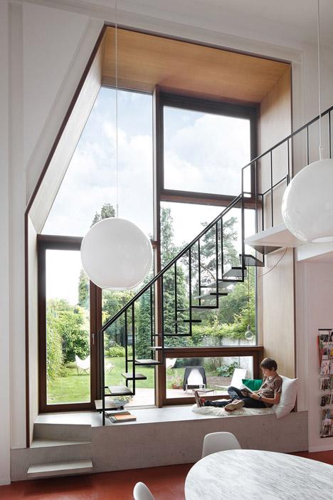 Kessel-Lo House by NU architectuuratelier
