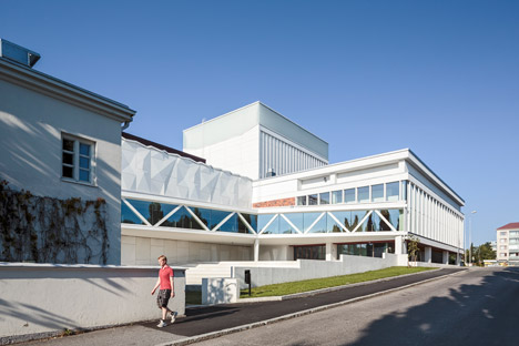 Kuopio City Theatre by ALA