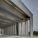 CHROFI completes concrete and stone sheds for forestry workers