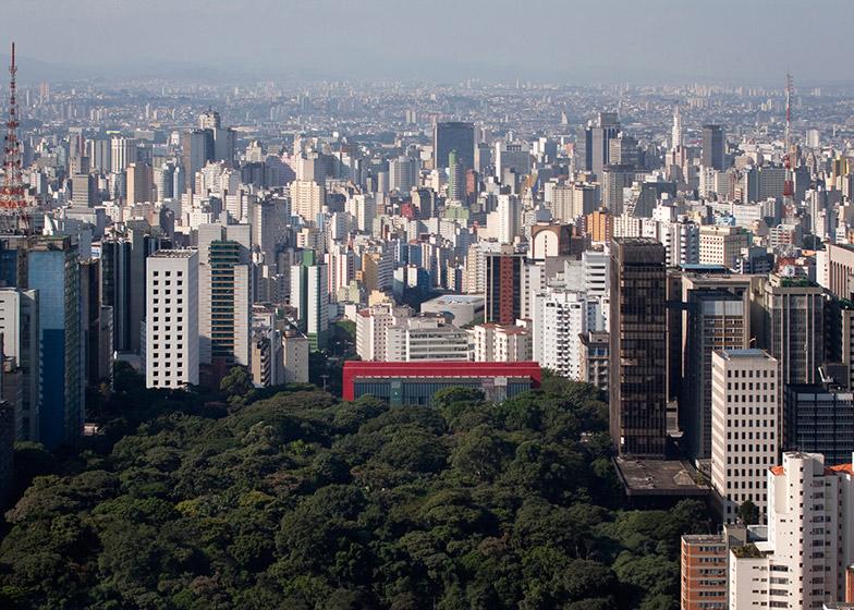MASP, São Paulo by Lina Bo Bardi