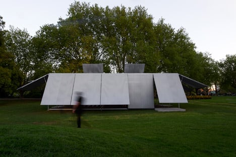 MPavilion by Sean Godsell