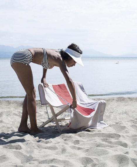 Marina Chair by Julia Esque