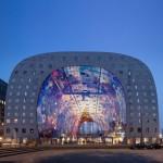 MVRDV's Markthal Rotterdam opens