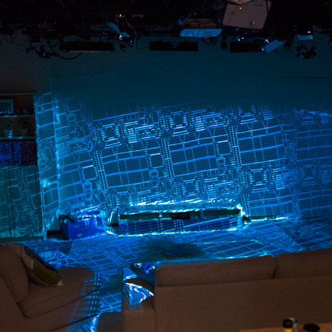 "Microsoft's RoomAlive transforms any room ""into an augmented interactive display"""
