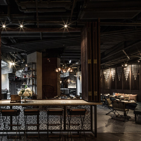 Mott32 by Joyce Wang Studio
