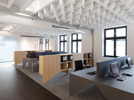 Movet Office Loft by SAF - Studio Alexander Fehre