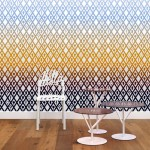 NLXL Lab launches one-off wallpaper patterns by designers including Piet Hein Eek