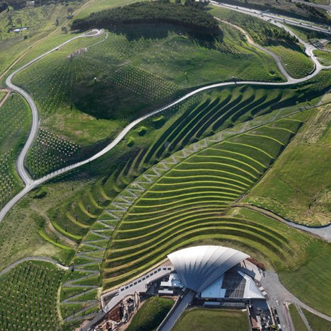 The National Arboretum Canberra by Taylor Cullity Lethlean and Tonkin Zulaikha Greer Architects