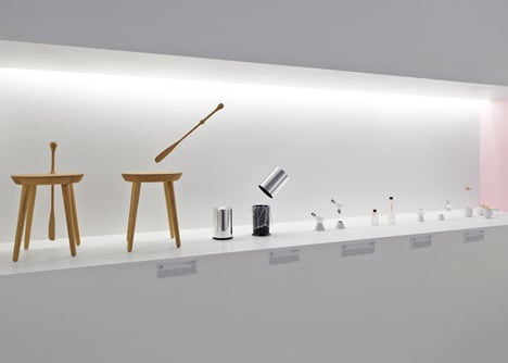 Hidden - Unveiling Japanese Design exhibition by Nendo