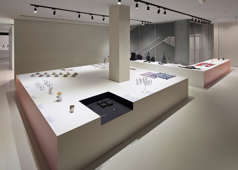 Hidden - Unveiling Japanese Design exhibition by Nendo