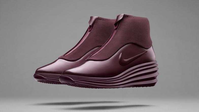 541bb65751e8 Nike updates existing technologies for LunarElite Sky Hi SneakerBoot