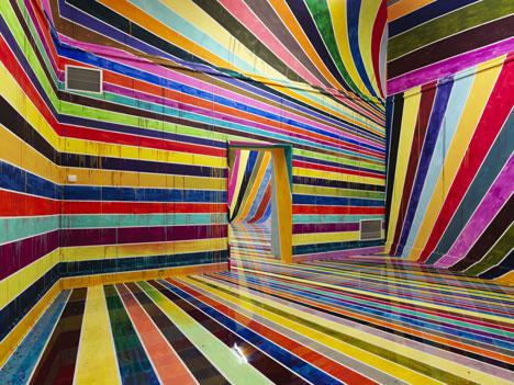 Nuernberg installations by Markus Linnenbrink
