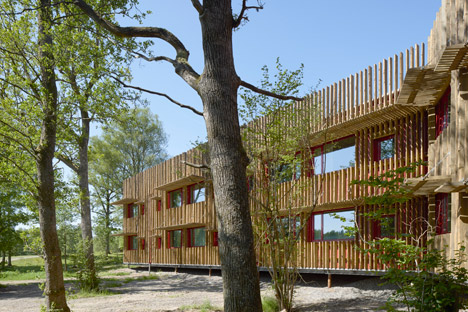 Öijared Hotel by Kjellgren Kaminsky