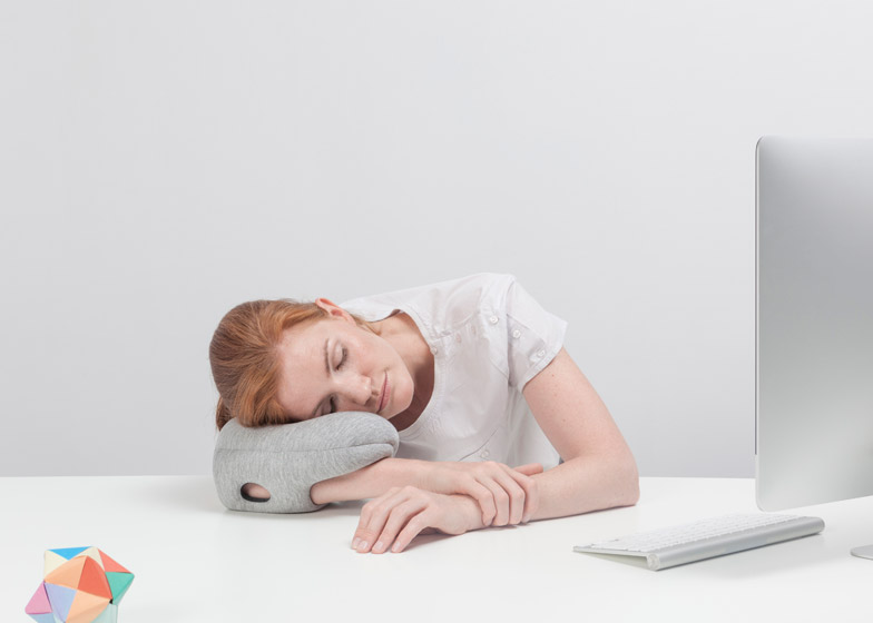 Ostrich Pillow Mini by Studio Banana