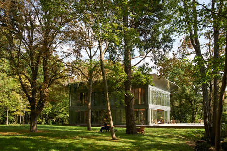 PATH homes by Philippe Starck and Riko