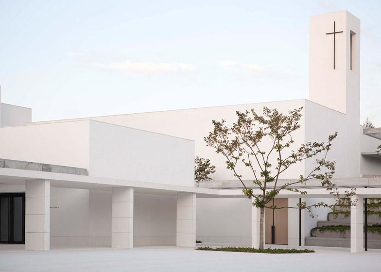 Padre Rubinos Complex by Elsa Urquijo