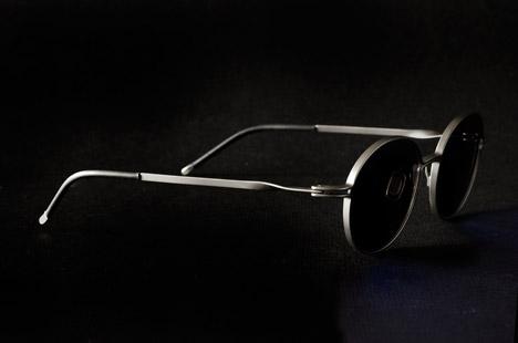 Piet Hein Eek sunglasses collection launch at Dutch Design Week 2014