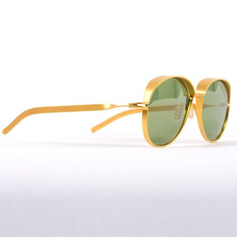 Piet Hein Eek's first eyewear range debuts at Dutch Design Week