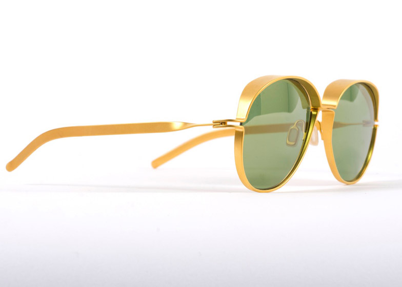 Piet Hein Eek sunglasses collection launch at Dutch Design Week 2014