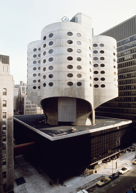 Prentice Women's Hospital by Bertrand Goldberg & Associates