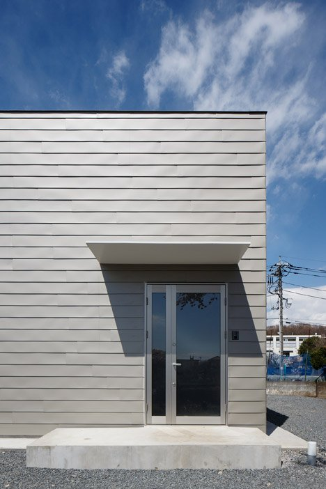 Quad House by architecture atelier akio takatsuka