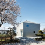 Architecture Atelier Akio Takatsuka divides Quad House into unequal sections