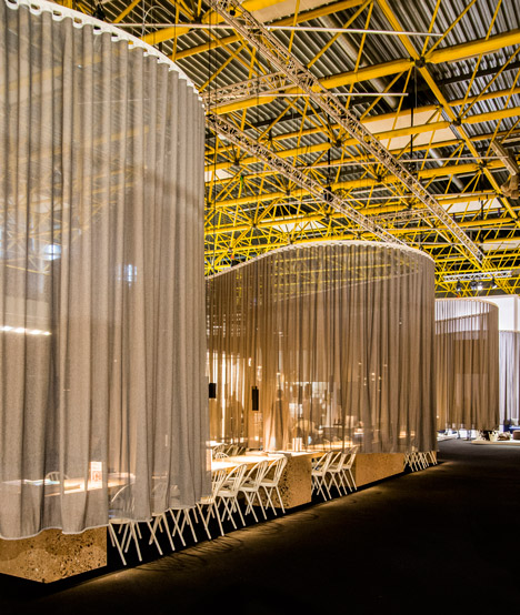 Restaurant and bar concepts at Kortrijk Xpo Interieur 2014