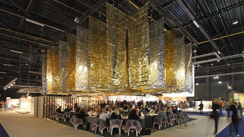 Interieur 2014 award winners realise bar concepts at Kortrijk Xpo
