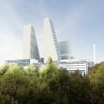 Herzog & de Meuron unveils Basel campus redesign for Roche healthcare