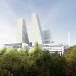 Herzog & de Meuron unveils Basel campus redesign for Roche healthcare