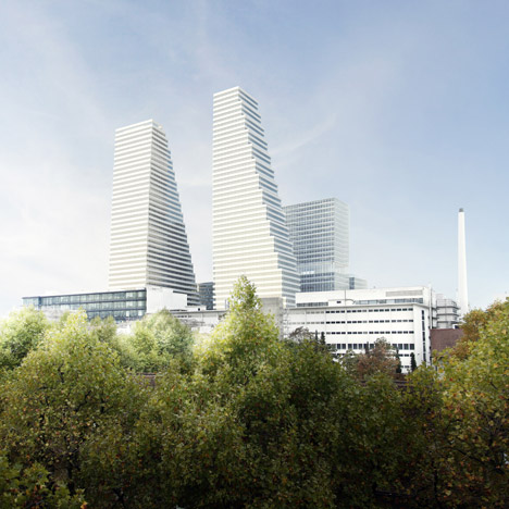 Roche Development by Herzog and de Meuron_dezeen_1sq
