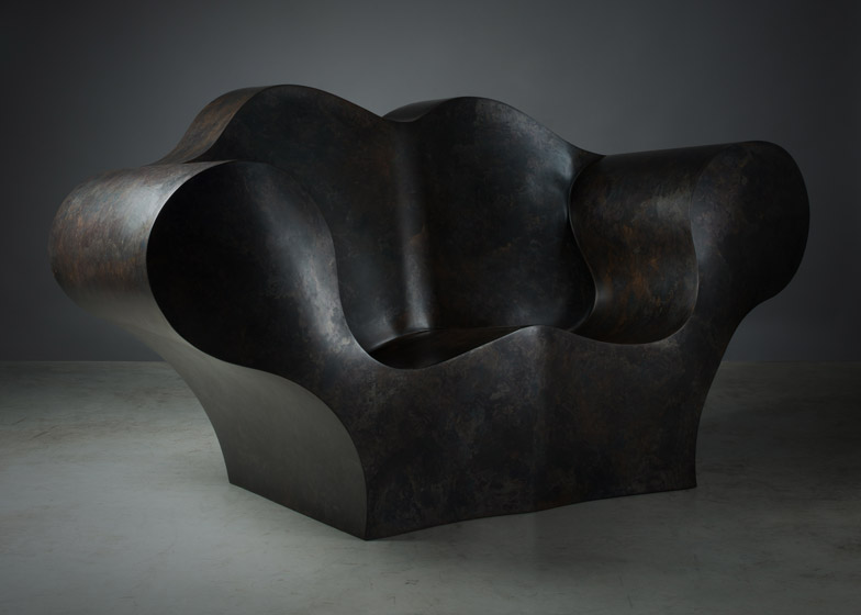 Sofa Big Easy Volume 2 for 2 by Ron Arad