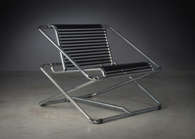 Rocking Chair by Ron Arad